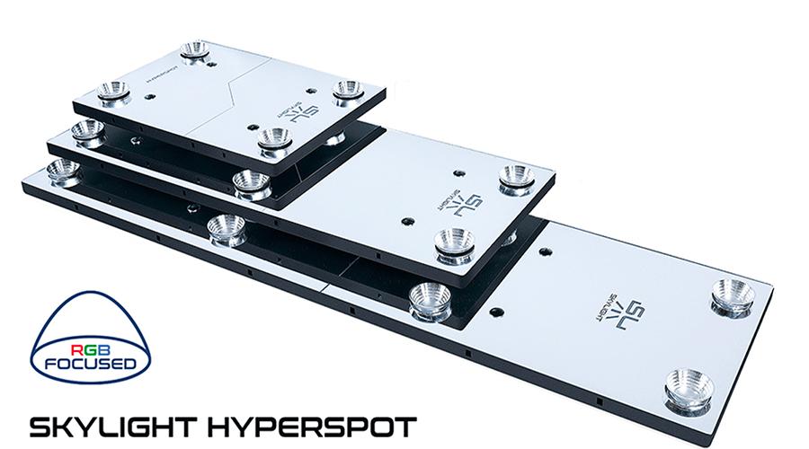 Hyperspot sliderspot