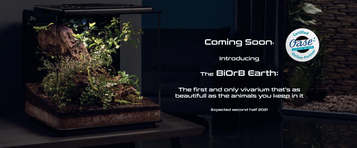 biorb earth 125 with logo